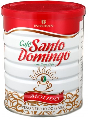 Кофе Santo Domingo  Puro Cafe Molido, молотый, 283 гр