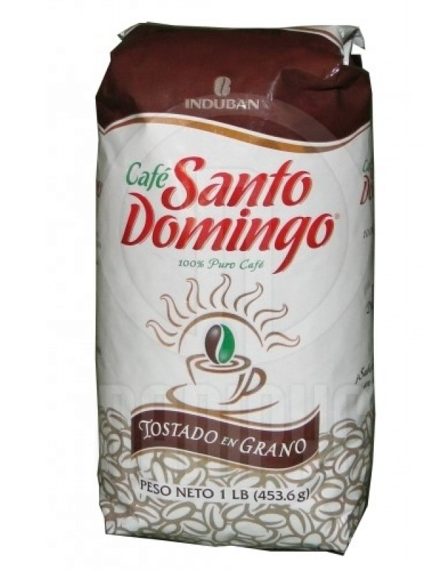 Кофе Santo Domingo Puro Cafe, в зернах, 1360 гр